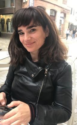 My Spanish girlfriend Sandra